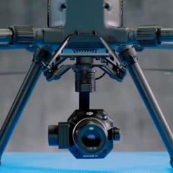 معرفی دوربین Zenmuse P1 برای نقشه برداری هوایی با پهپاد